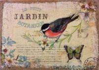 Le Petit Jardin Botanique wall art