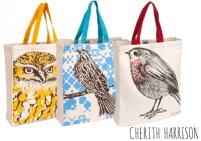 Fair trade UK tote bag